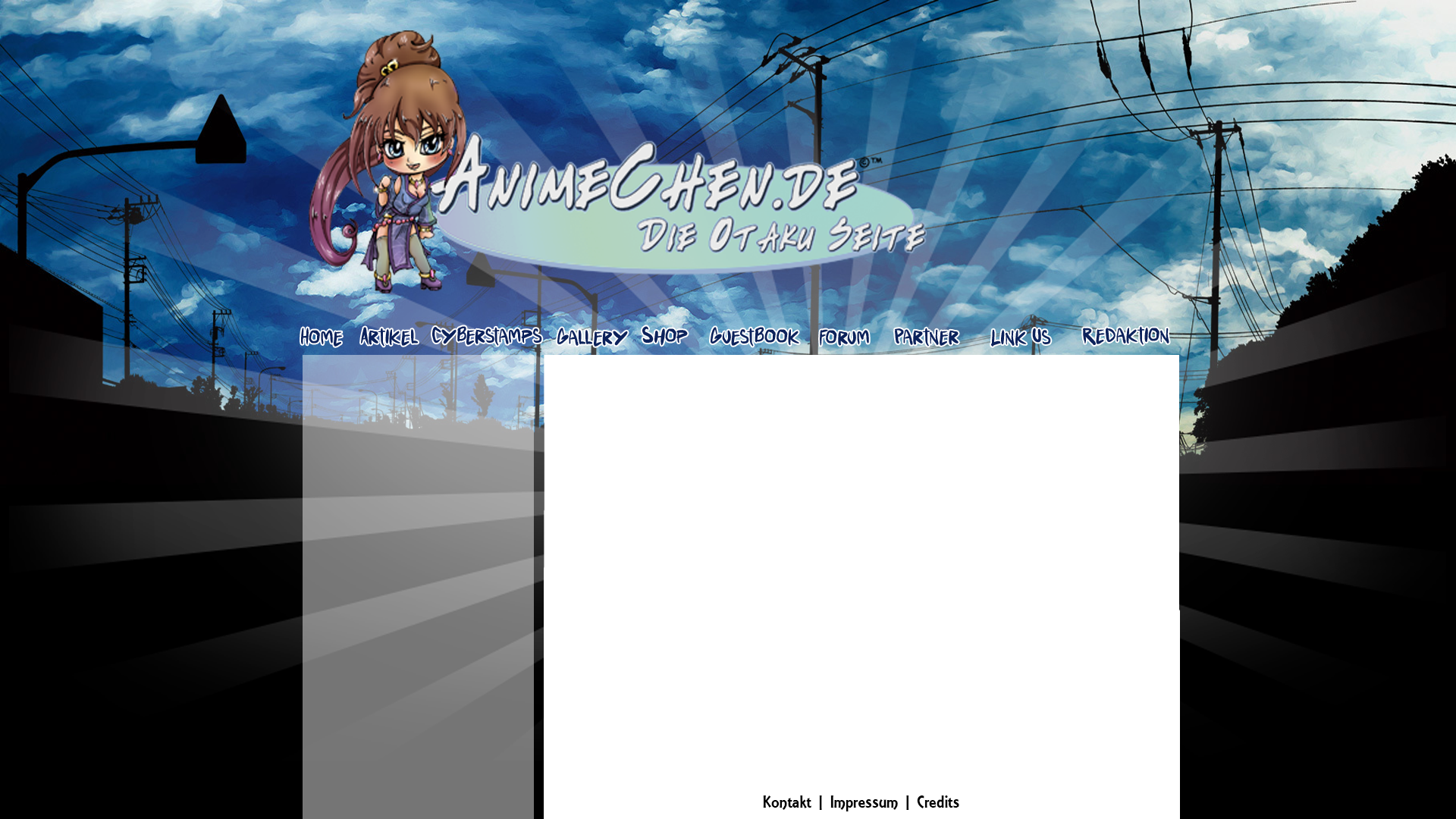 Hilfe beim Layout / Design AnimeChen
